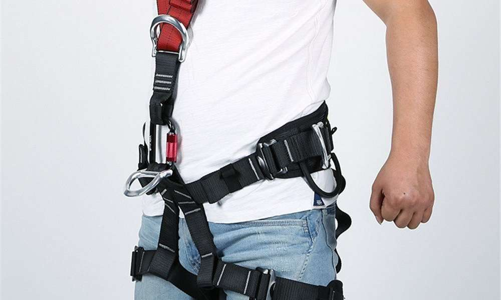 Kissloves Full Body Safety Harness Review