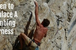 It's Time: When to Replace a Climbing Harness