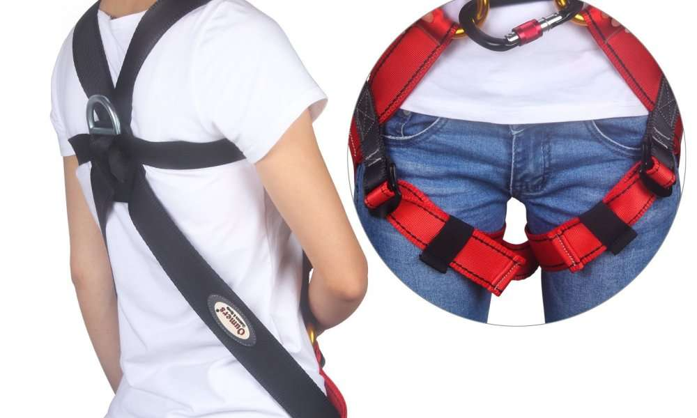 Oumers Kids' Climbing Harness Review