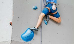 The Right Way to Wear a Climbing Harness