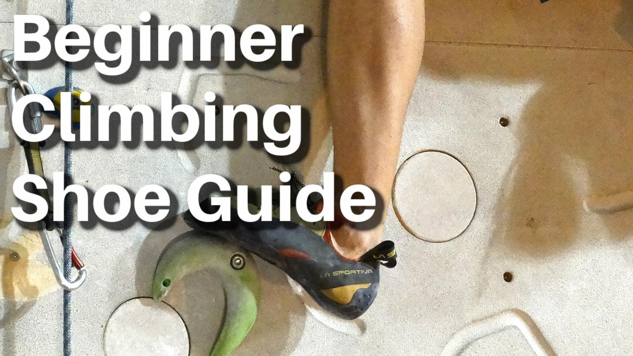 best beginner climbing shoe