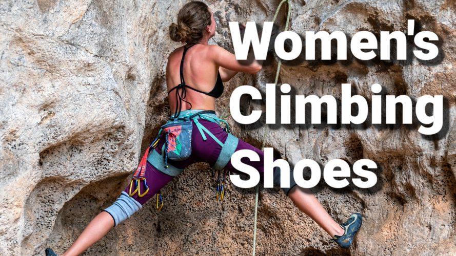 best women's climbing shoes